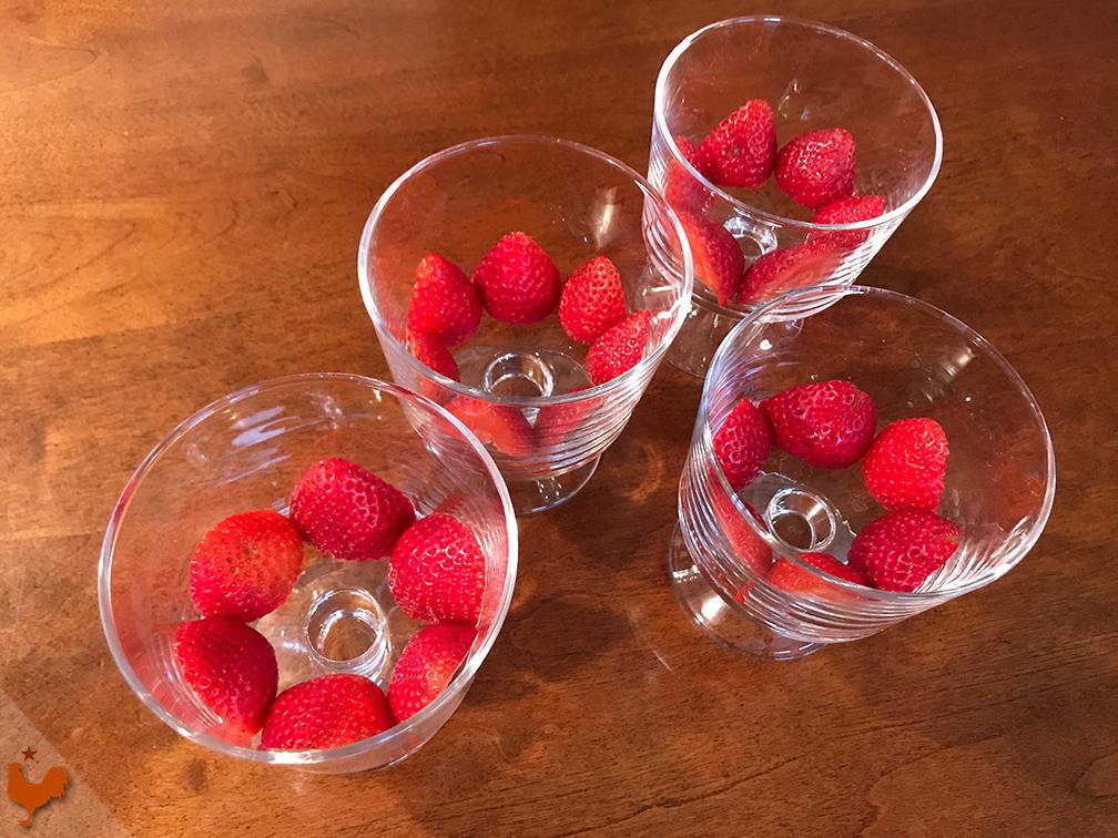 Felder's Strawberry Tiramisu