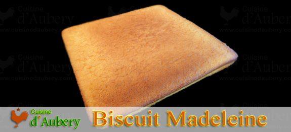 Le Biscuit Madeleine de Thomas Keller