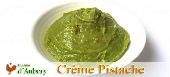 La Crème Pâtissière à la Pistache (avec M.O.F Christophe Renou)