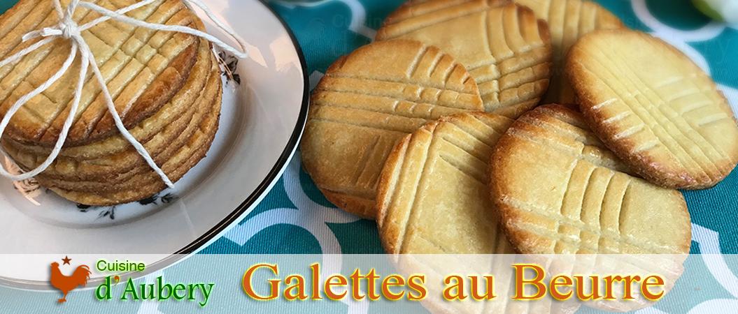 Recette des Galettes Saint-Michel (Sablés bretons)
