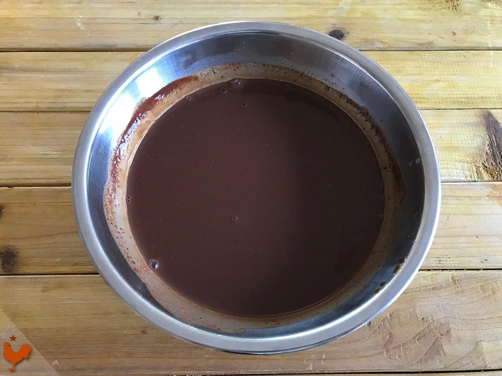 Le Glaçage Miroir Chocolat
