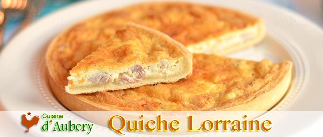 La Quiche Lorraine de Paul Bocuse