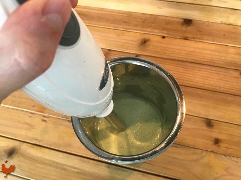 La Crème Chantilly Epaisse à la Pistache