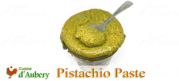 Frédéric Bau's Pistachio Paste