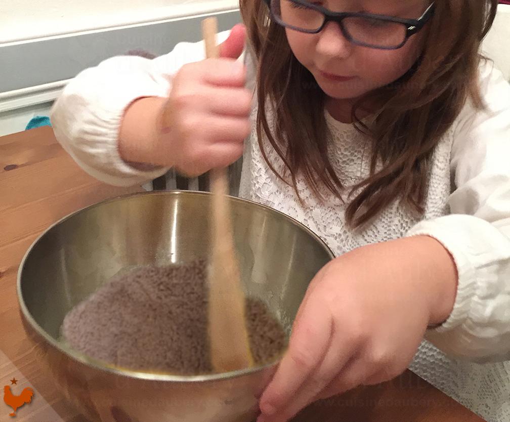Bouchons au Chocolat