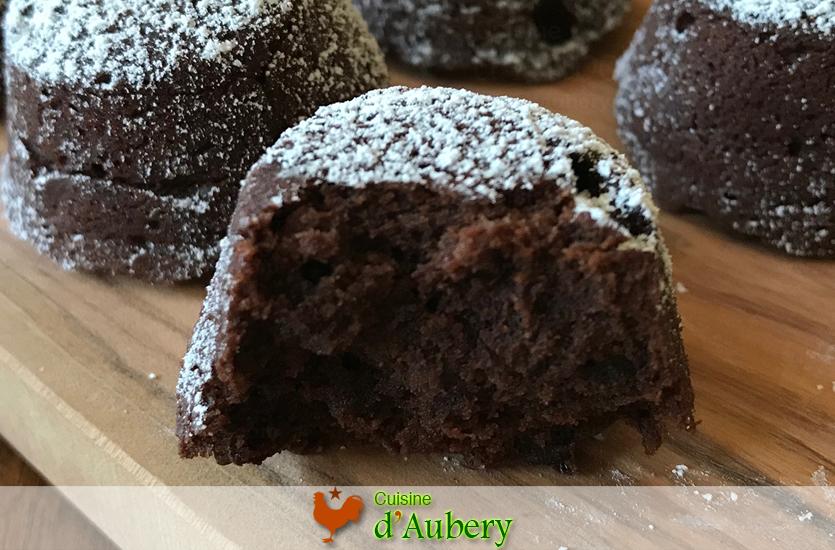 Les Bouchons au Chocolat de Thomas Keller (rien que pour Clara)