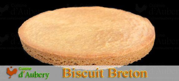 Le Biscuit Breton de M.O.F Stéphane Glacier