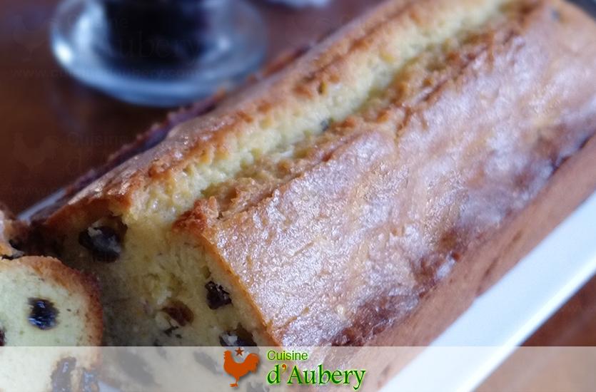 Lenôtre's Raisins Grand Marnier Bread