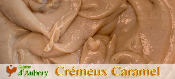 Le Crémeux Caramel de Christophe Michalak
