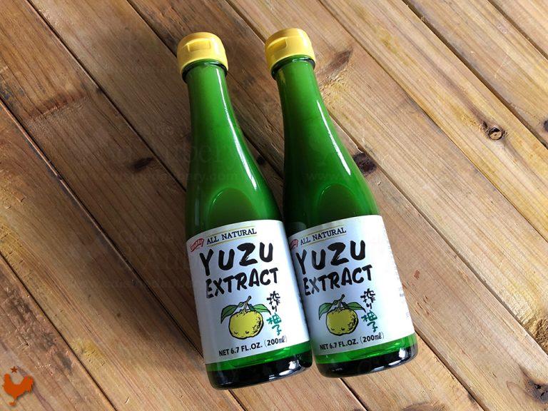 Le Crémeux au Citron Yuzu