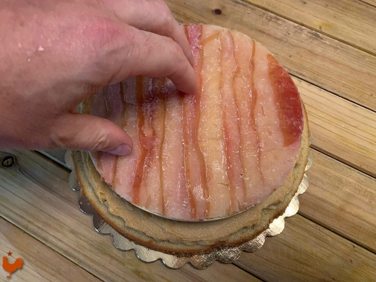 La Tarte Fantastik Pommes Caramel