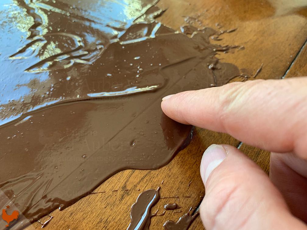 La Bûche Framboise Chocolat