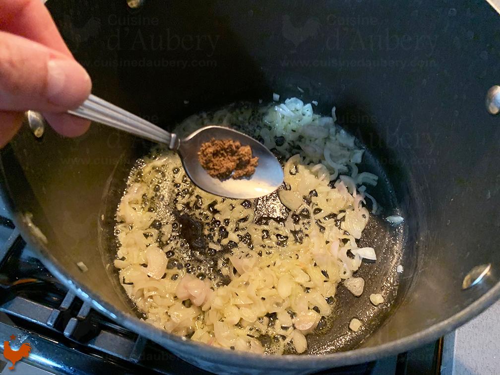 Le Potage Dubarry