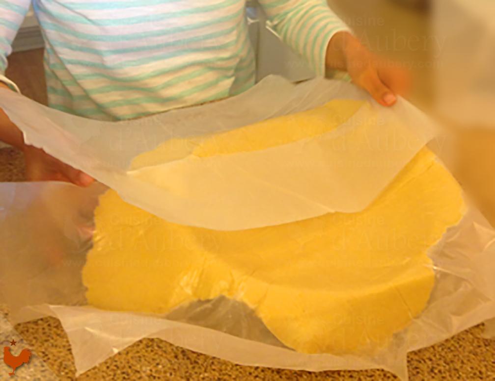 Cuire un fond de tarte à blanc