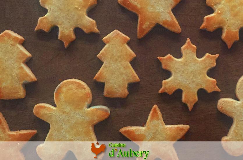 Jacquy Pfeiffer's Christmas Sablés Cookies