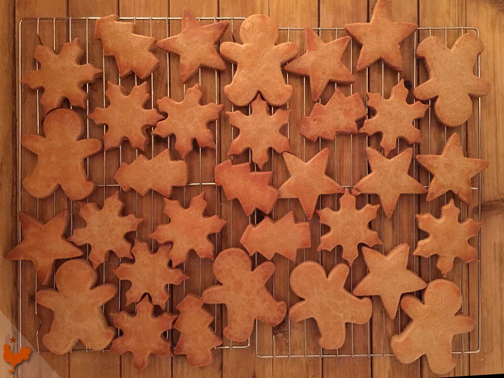 Alsatian Christmas Cookies