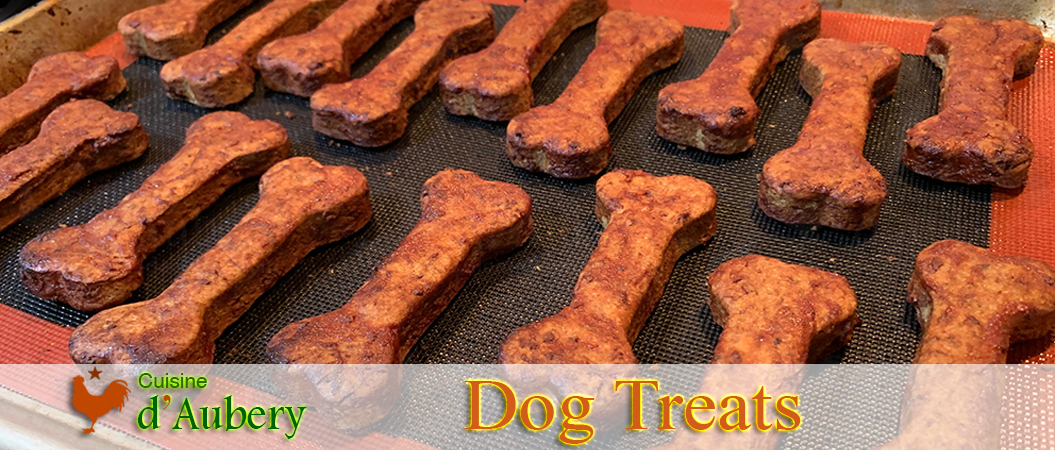 Thomas Keller's Dog Treats