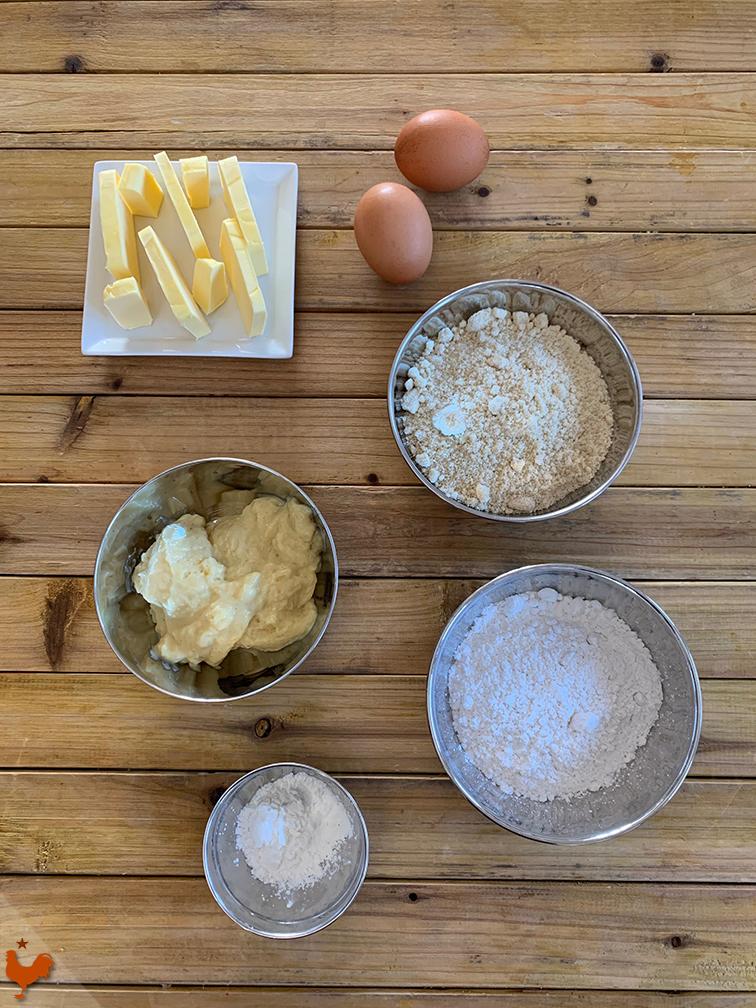 Crème Frangipane