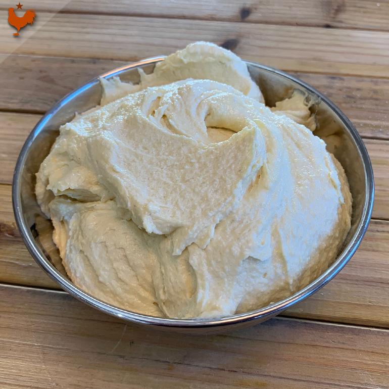 La Frangipane (crème amandes) de Lenôtre
