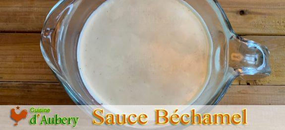 La Sauce Béchamel (sauce blanche) de Paul Bocuse (rien que pour Madame Blanc)