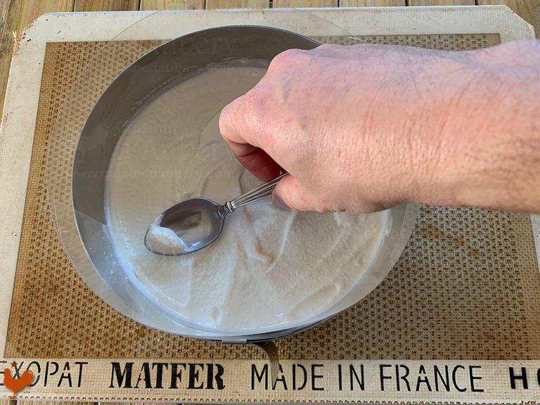 Vacherin Glacé Alsacien de Christophe Felder