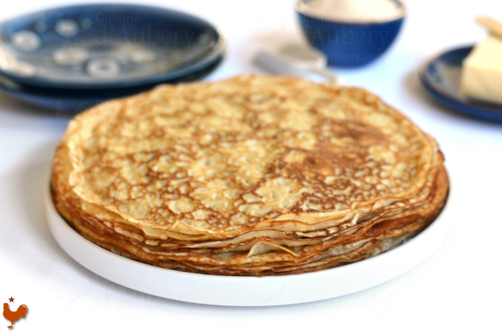French Crêpes from Pierre Hermé