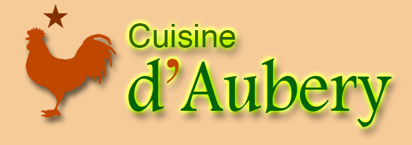 Cuisine d'Aubery