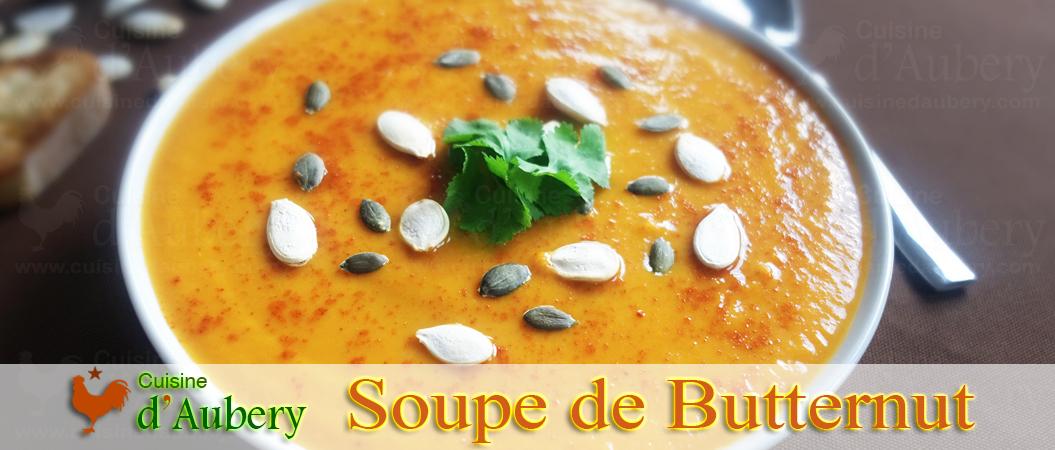 La Soupe de Butternut de Thomas Keller
