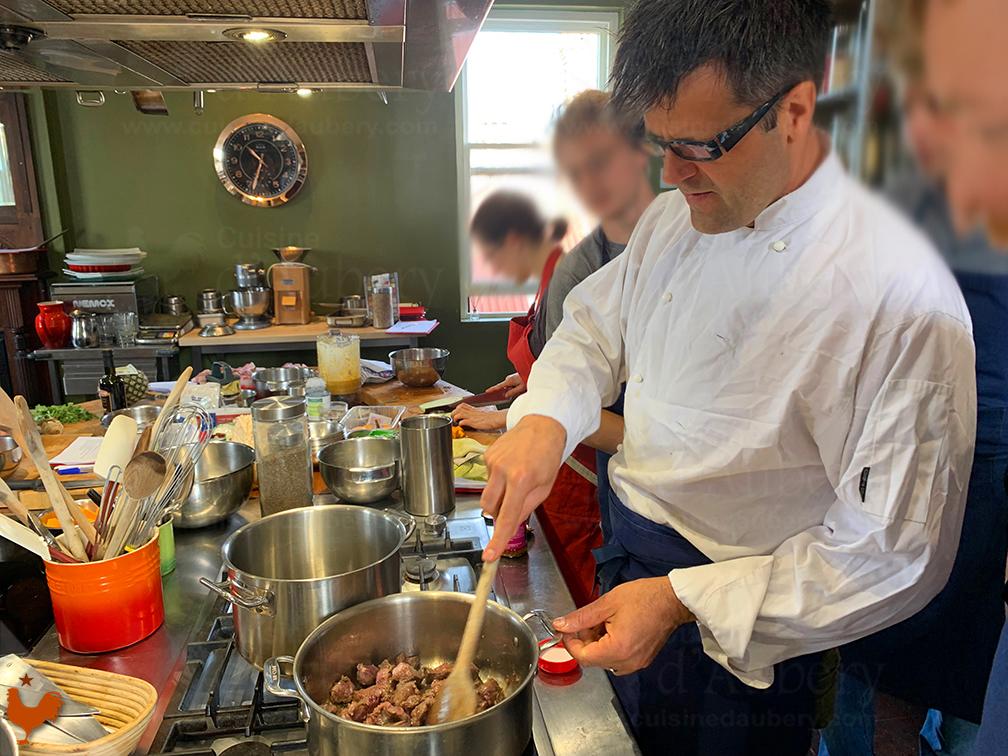 Cours de Cuisine : L'école Trupp de Melbourne