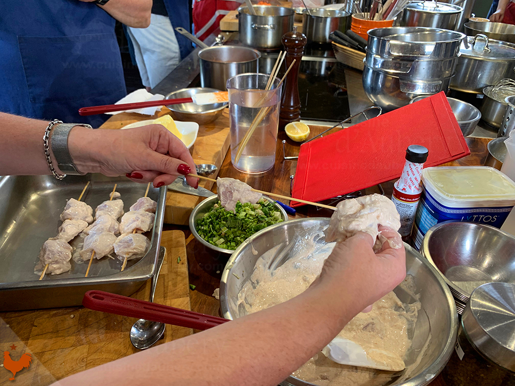Cours de Cuisine : L'école ATAO de Melbourne