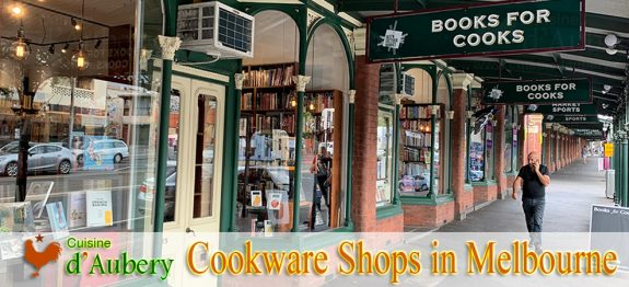 Cookware and Culinary Shops in Melbourne