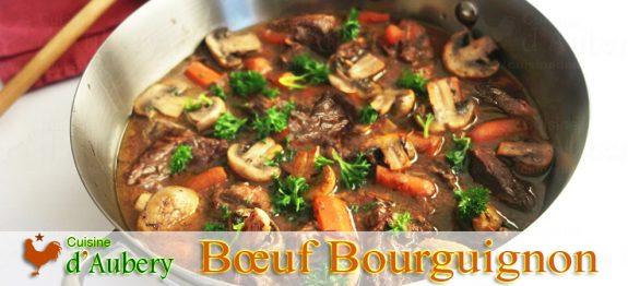Le Bœuf Bourguignon de Paul Bocuse