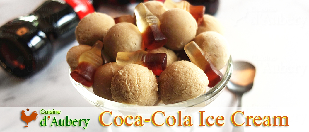 The Coca-Cola Ice Cream (only for my sister)