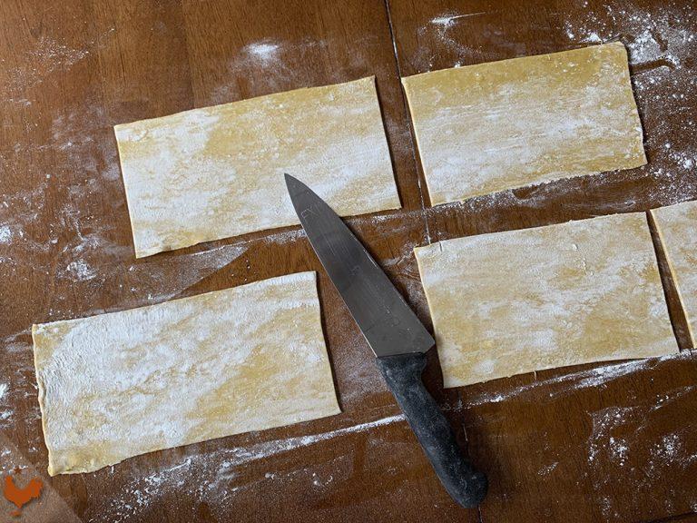 Pâte à Ravioles de Marc Vetri