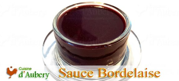 Paul Bocuse' Sauce Bordelaise