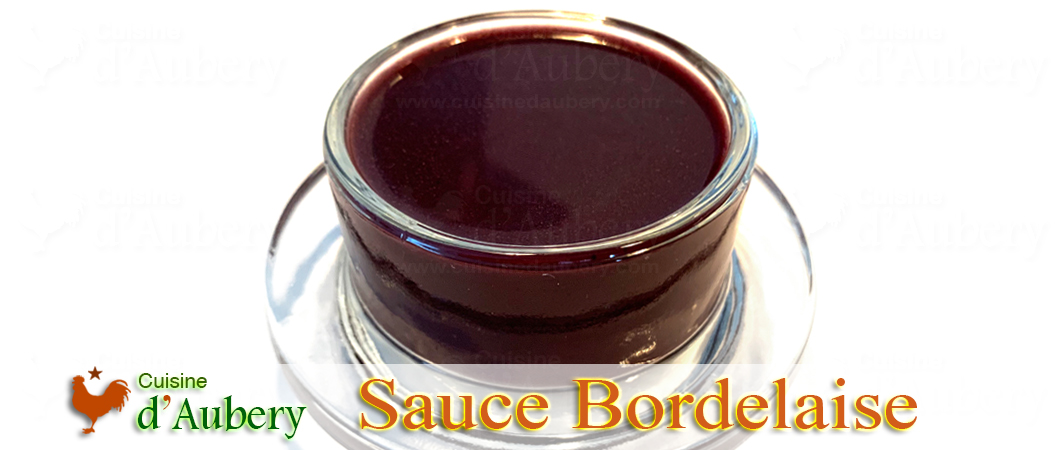 Paul bocuse 39 sauce bordelaise - Cuisine bordelaise ...