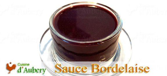 La Sauce Bordelaise de Paul Bocuse