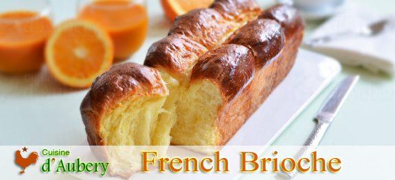 Philippe Urraca's French Brioche