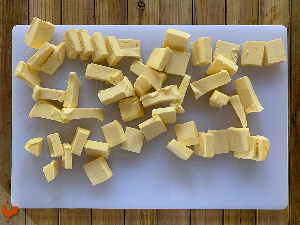 Crème au Beurre de Stéphane Tréand