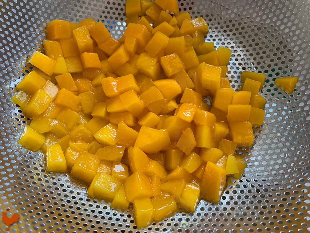 Le Crémeux Mangue Citron Vert de Thierry Bamas