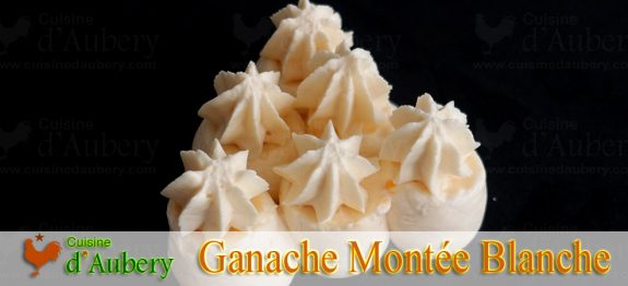 La Ganache Montée de Antonio Bachour (Blanche ou Couleur)