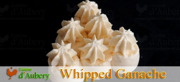 Bachour's Whipped Ganache (White or Color)