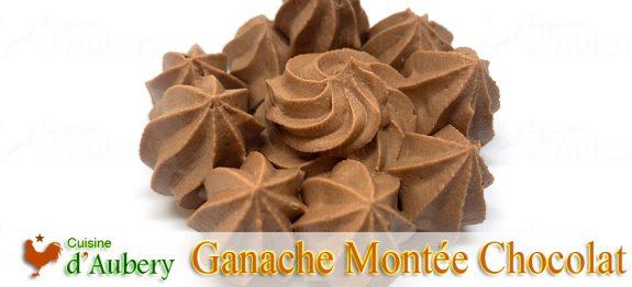 La Ganache Montée de Cyril Lignac (Chocolat Noir ou Au Lait)