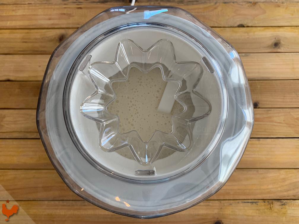 Crème Glacée Piña Colada