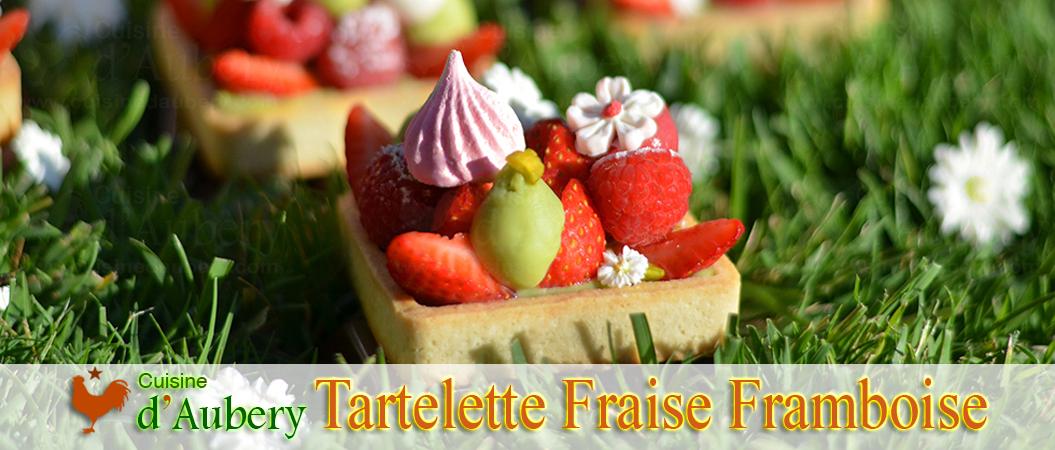 Les Tartelettes aux Fruits Rouges (comme sur les bords du lac Léman)