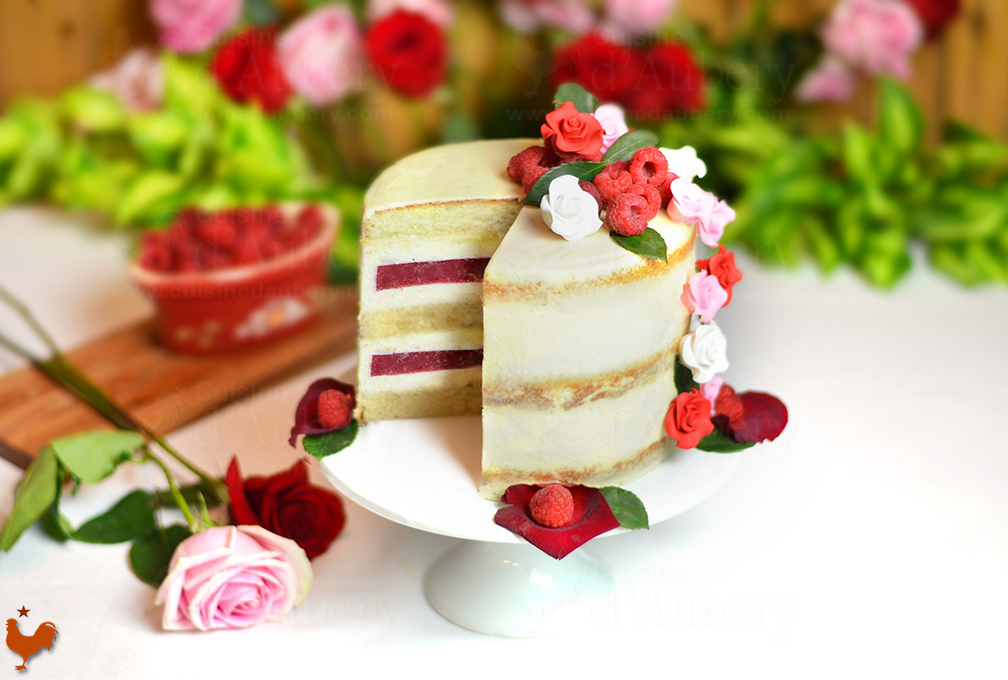Layer Cake Ispahan