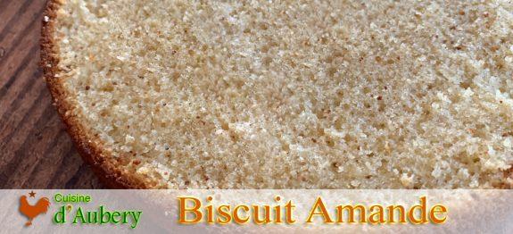 Le Biscuit Amande de Thierry Bamas