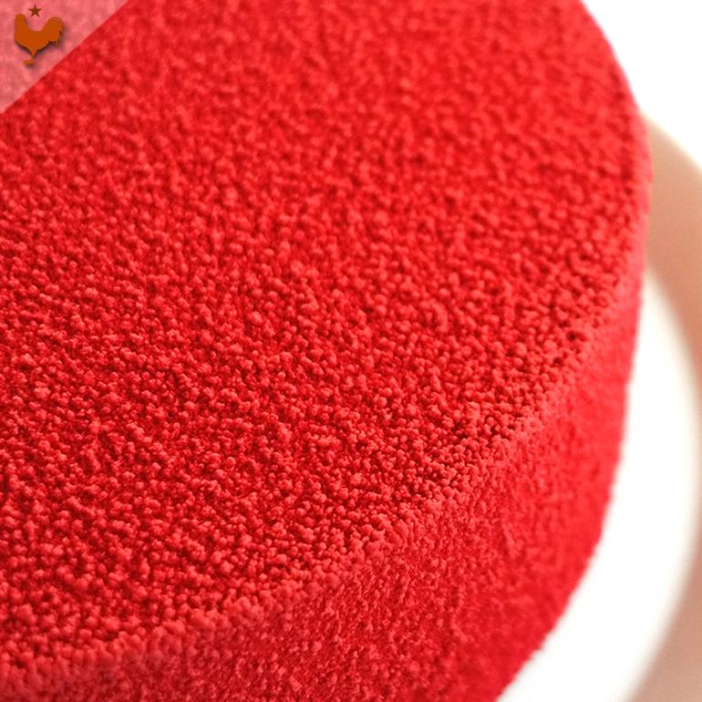 Le Flocage en Pâtisserie (effet velours et pulvérisation)