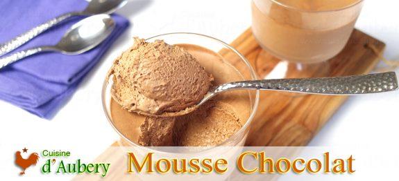 La Mousse Chocolat de M.O.F Yann Brys (méthode 4: Crème anglaise)