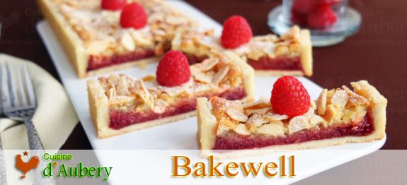 Le Bakewell Framboise (comme à Londres)